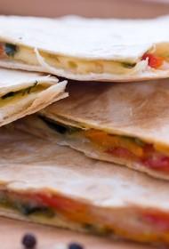 Meksikāņu uzkodas – quesadillas