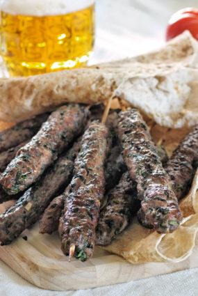 Meža buka kebabi