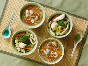 Kiniesu zupa ar juras veltem