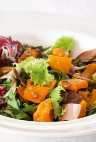 Rudenīgie ķirbju salāti
