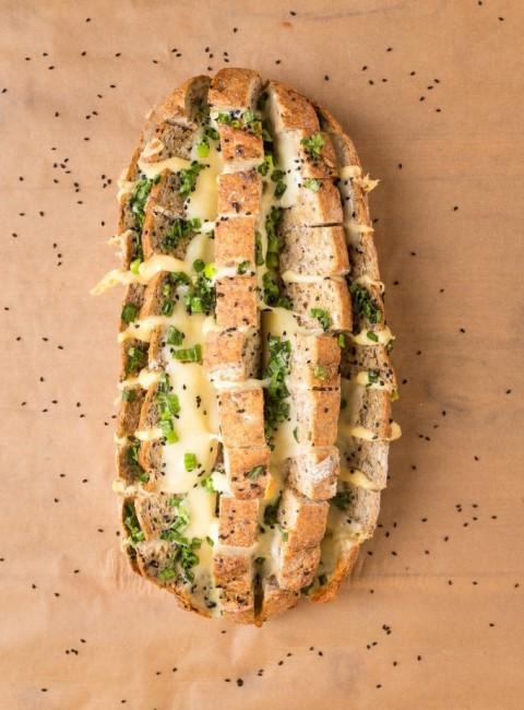 Sāļā party maize