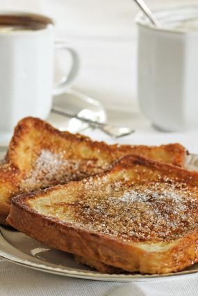 Brokastu maizītes franču stilā – RABANADA