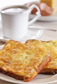 Ačgārnās siera maizītes