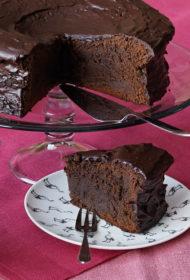 Šokolādes torte (bez kviešu miltiem)
