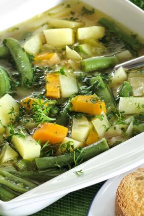 Brazīļu dārzeņu zupa – Soopa de legumes