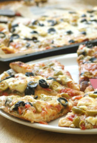 Picas šķēle vasaras vakariņām
