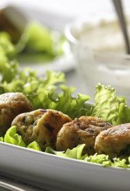 Falafeles – turku zirņu trifeles