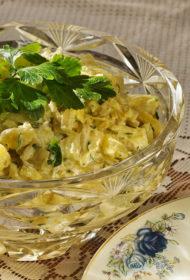 Bavārijas kartupeļu salāti