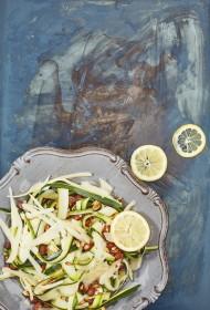 Ašie cukīni salāti