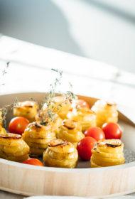Kartupeļu gratēns