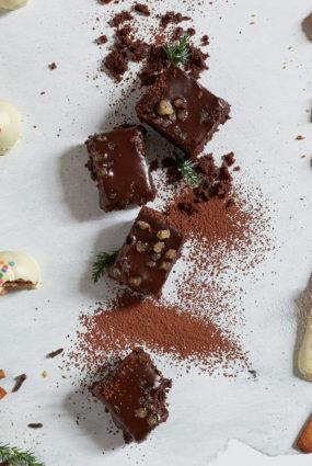 Ingvera šokolādes braunijs