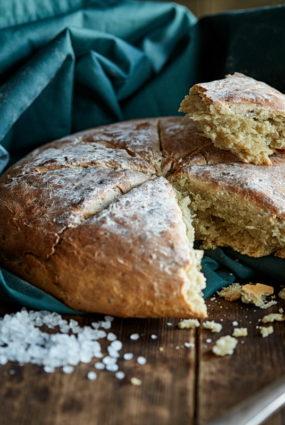 Īru kartupeļu maize