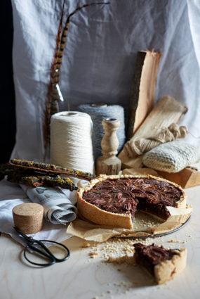 Pekanriekstu pīrāgs