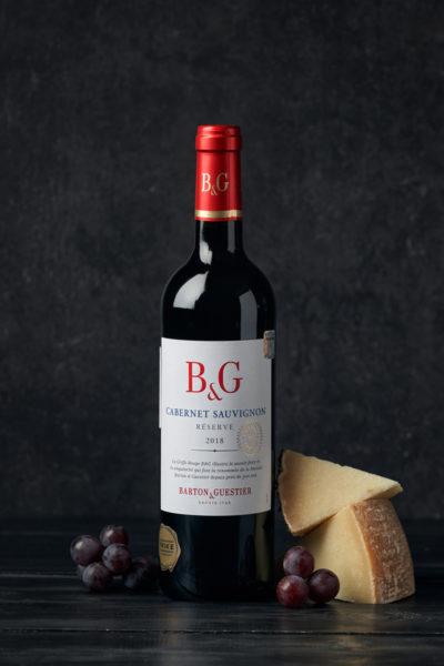 B&G CABERNET SAUVIGNON IGP Pays d'Oc 100% Cabernet Sauvignon