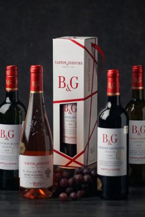 Par B&G vīna namu