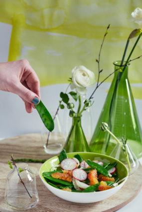 Svaigu fenheļu salāti