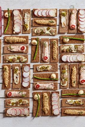 Franču klasika – redīsu sviests