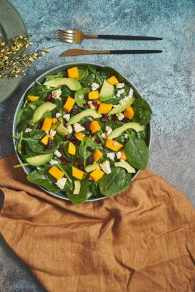 Salāti ar mango