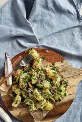 Tradicionālie spāņu kartupeļu salāti
