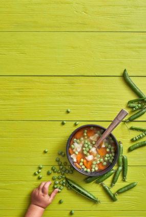 Buljonzupa ar dārzeņiem un makaroniem