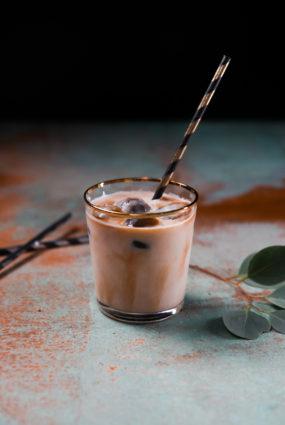 Saldētā kafija