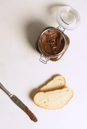 Šokolādes zemesriekstu sviests