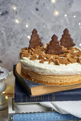 Piparkūku siera kūka