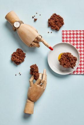 Kvinojas kraukšķi