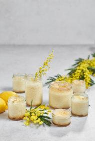 Rīsu pudiņš ar citronu un karameli
