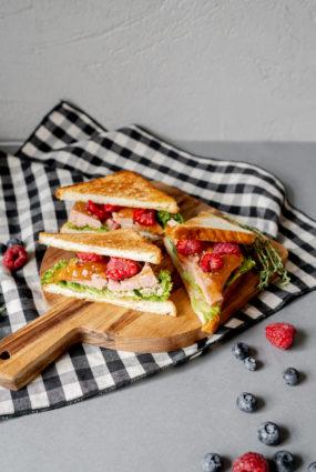 Pastētes sendviči