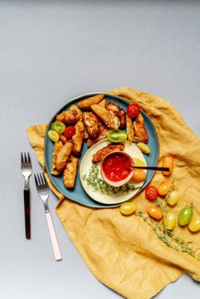 Fritēta mocarella